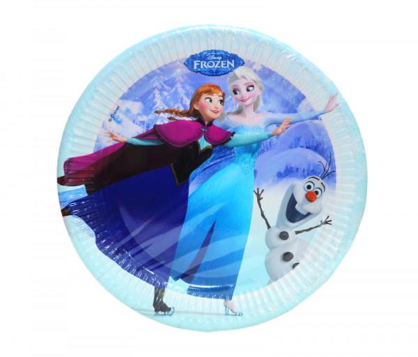Ափսեներ «Frozen» (8 հատ)