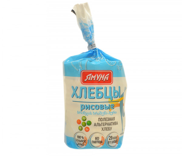 Yamuna Bread Rolls Rice 80g