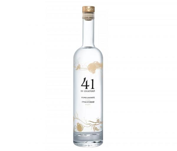 Vodka «41 By Ohanyan» Pomegranate 0.5l