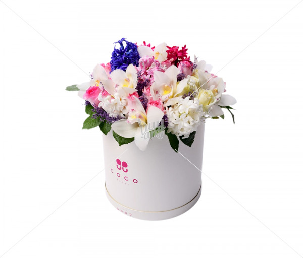 Flower arrangement Gabriella (medium) Coco Fiori