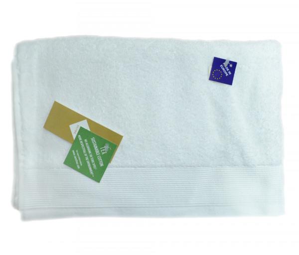 Տեքս Լոգանքի սրբիչ Սպիտակ 70x140