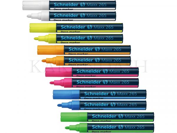 Մարկեր կավճային Schneider Maxx 265