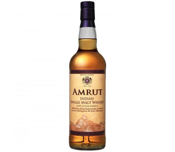 Վիսկի AMRUT Indian Single Malt 0.7 լ