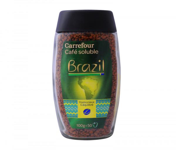 Քարֆուր Լուծվող Սուրճ Բրազիլիա 100գ