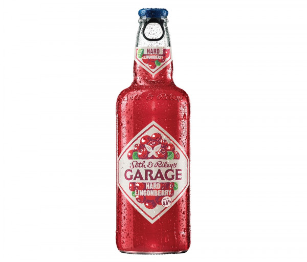 Սիդր «Seth & Riley's Garage» (հապալաս) 0.5լ