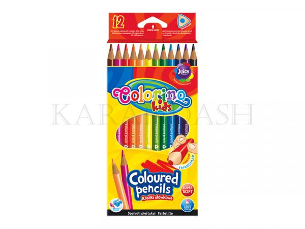 Մատիտներ գունավոր Colorino 51798PTR
