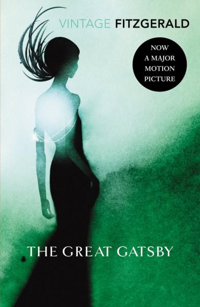 """F. Scott Fitzgerald """"The great Gatsby"""" Bookinist"""