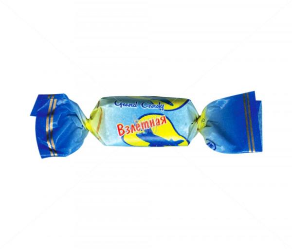 Սառնաշաքարային կարամել «Թռիչքային» Grand Candy