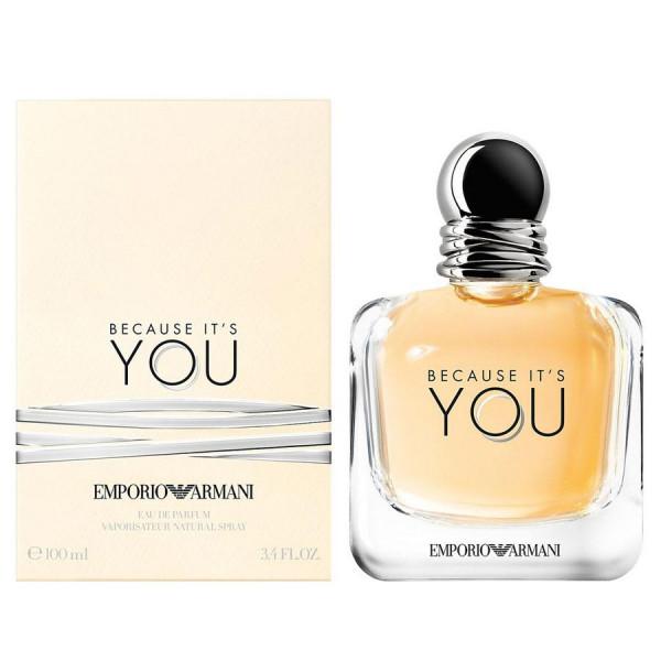 Կանացի օծանելիք Emporio Armani Because It's You Eau De Parfum 50 մլ