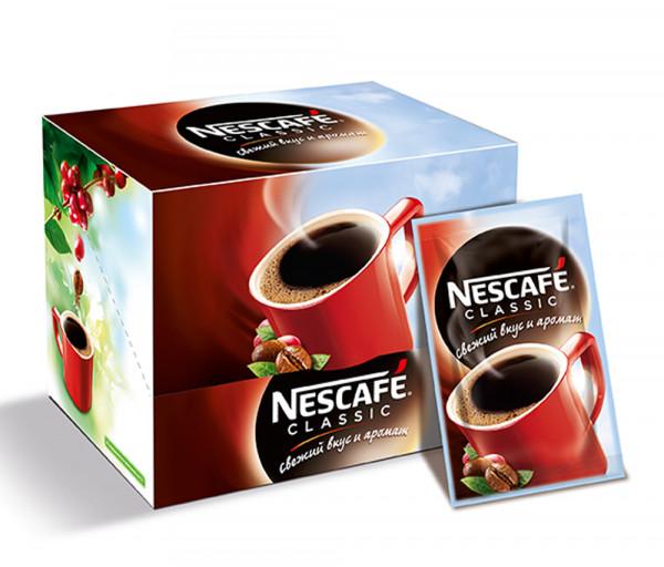 Նեսկաֆե Կլասիկ Լուծվող սուրճ 2գ
