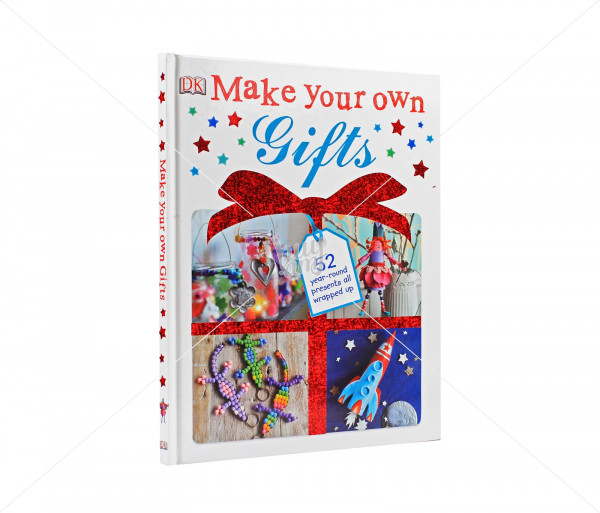 Գիրք «Make your own gifts» Նոյյան Տապան