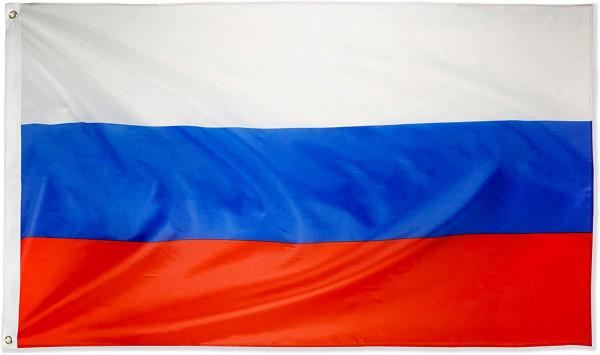 Ռուսաստանի Դաշնության դրոշ