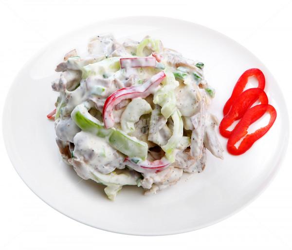 Աղցան «Ստրոգանով» Smak Salad