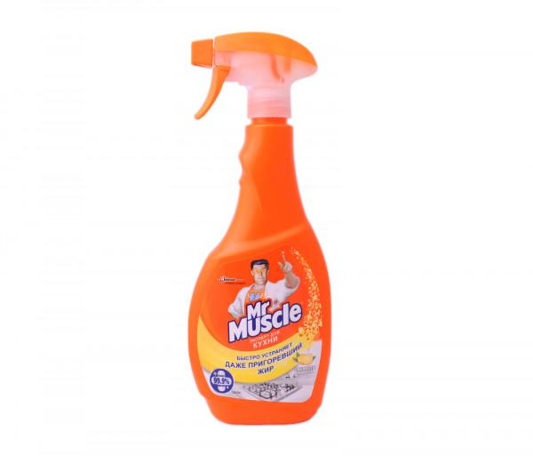 Մր Մուսկուլ Խոհանոցի մաքրող միջոց Կիտրոնի թարմություն 450մլ