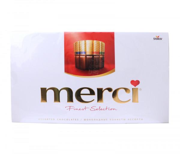 Մերսի Շոկոլադներ Հավաքածու 400գ