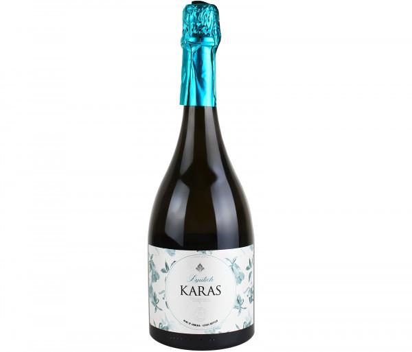 Sparkling wine Karas Dyutich (white, semi-sweet) 0.75 l