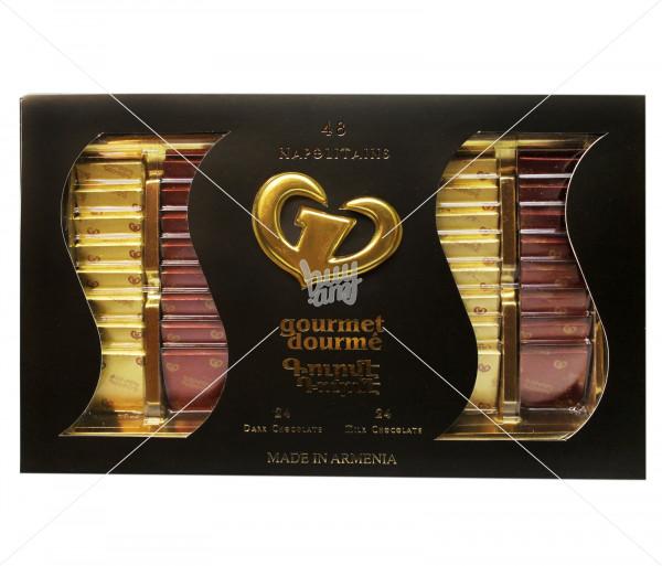 Շոկոլադե կոնֆետներ «Napolitains» Gourmet Dourme