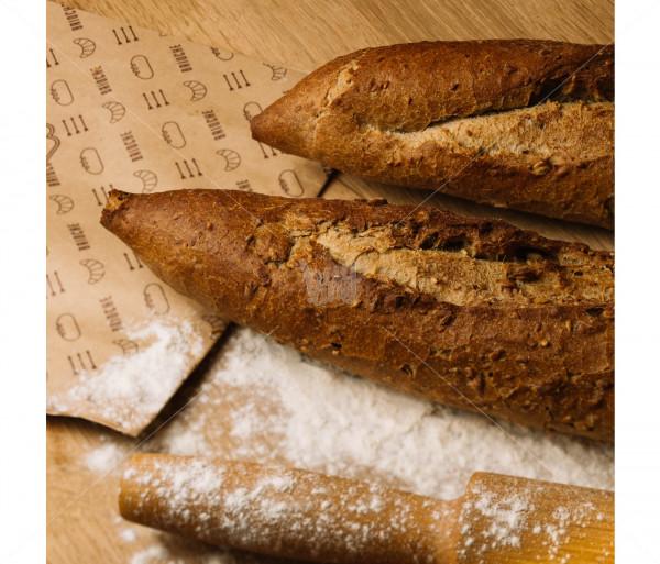 Բազմահատիկային հաց Brioche