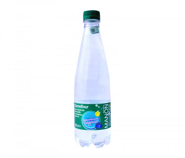 Քարֆուր Բնական հանքային ջուր 0.5լ