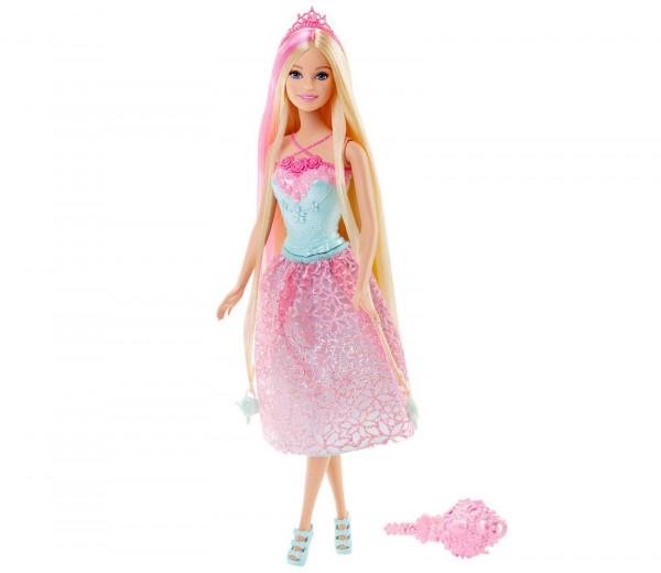 """Շիկահեր արքայադուստր """"Endless Hair Kingdom"""" Barbie"""