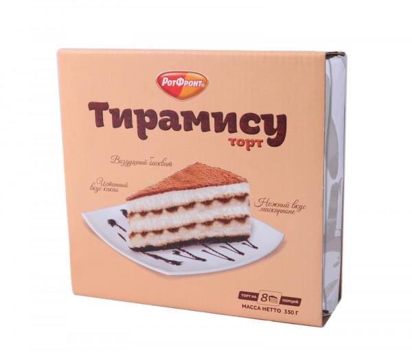 Ռոտ Ֆրոնտ Տիրամիսու Տորթ 350գ