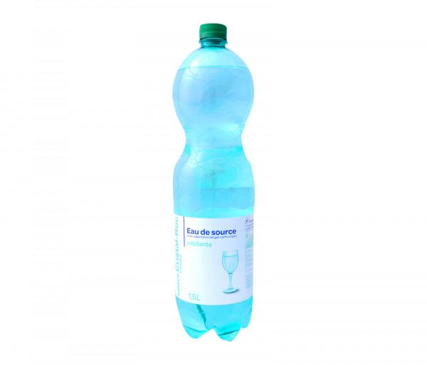 Քարֆուր Գազավորված բնական հանքային ջուր 1.5լ