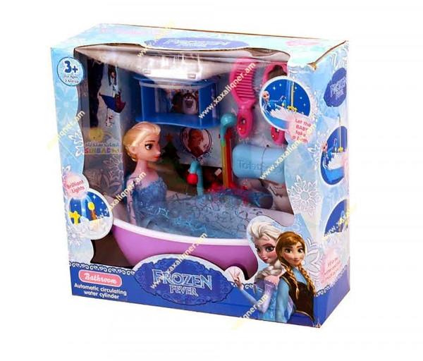 """Մանկական լոգարան տիկնիկով """"Frozen"""""""