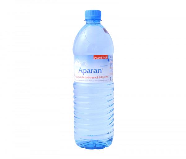 Ապարան Աղբյուրի Ջուր 1լ