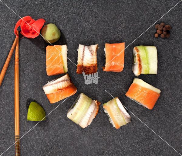 Գեյշա ռոլլ AKO Sushi