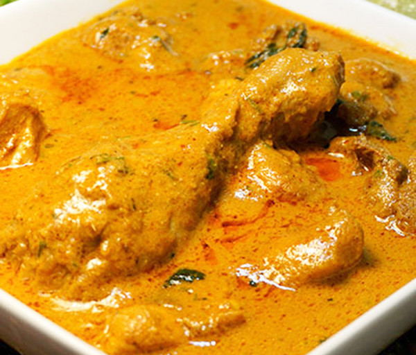 Հավի Կորմա Կառմա Հնդկական Ռեստորան