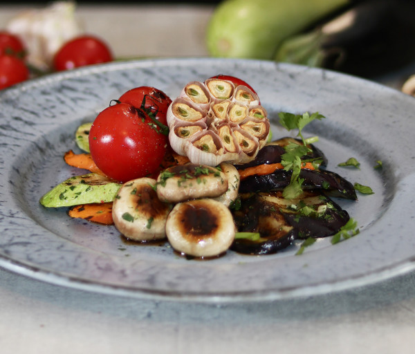 Գրիլ բանջարեղենի ափսե ԻնՏեմպո