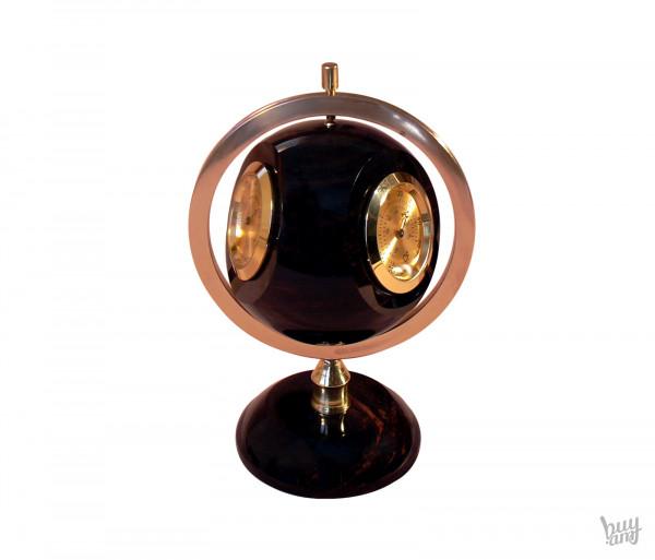 Սեղանի ժամացույց օբսիդիան «Մերկուրի»