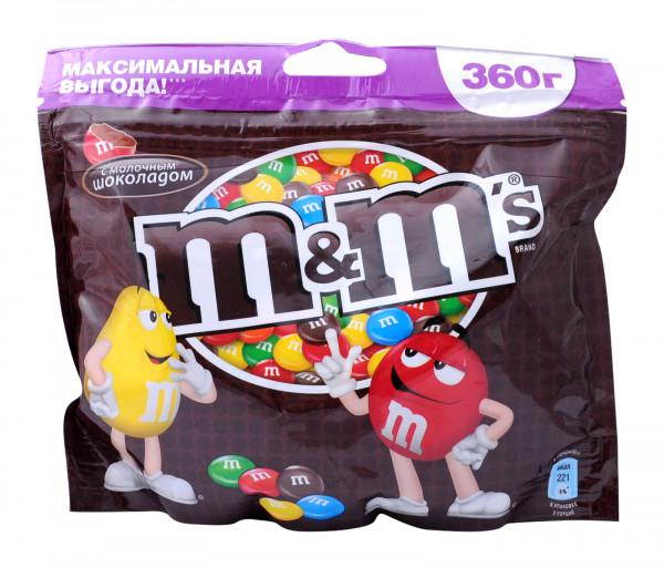 M&M'S Շոկոլադ 360գ