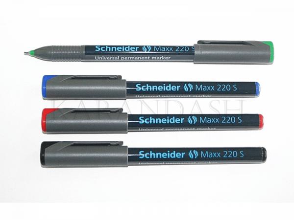Մարկեր պերմանենտ Schneider Maxx 220S