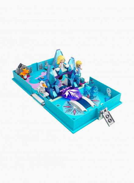 Կառուցողական խաղ Disney Princess «Էլզայի և Նոկի հեքիաթային արկածների գիրքը»