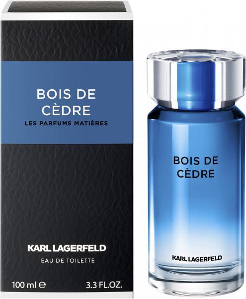 Տղամարդու օծանելիք Karl Lagerfeld Bois De Cedre Eau De Toilette 50 մլ