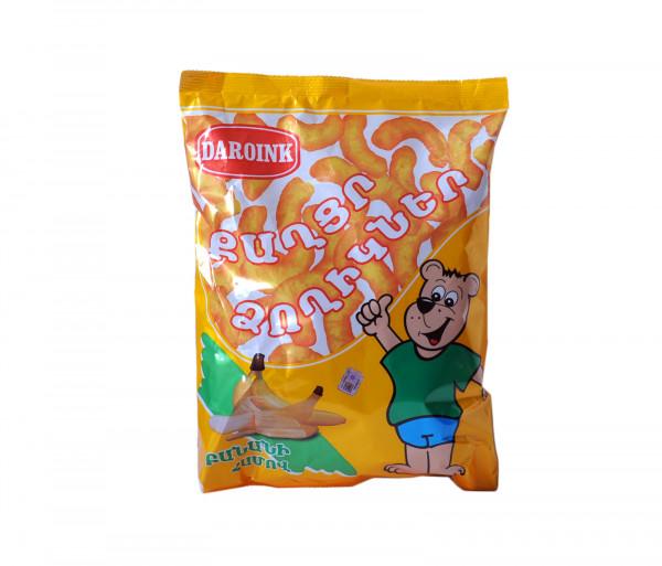 Daroink Sweet Corn Sticks Banana 80g