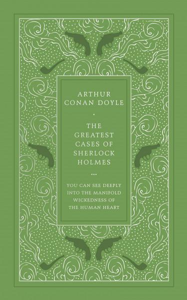 "Arthur Conan Doyle ""The Greatest Cases of Sherlock Holmes"" Bookinist"