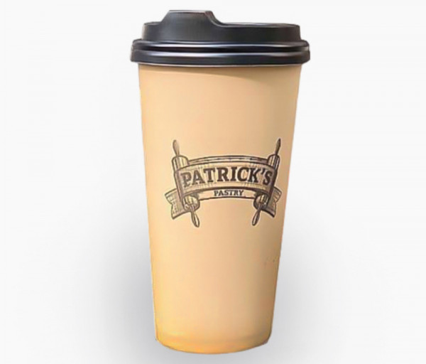 Կրկնակի Տաք շոկոլադ Patrick's Pastry