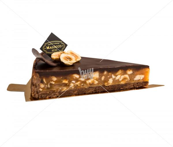 Բանանով և շոկոլադով տարտ Malocco Pastry
