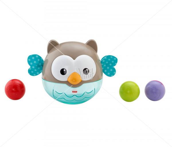 Խաղալիք «Բու» (2-ը 1–ում) Fisher-Price
