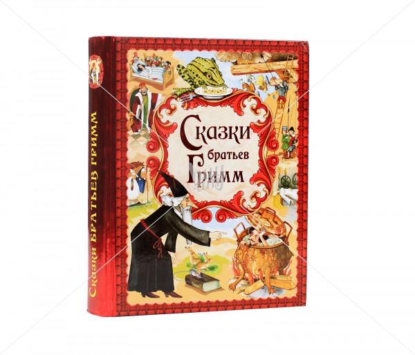 Գիրք «Сказки братьев Гримм» Նոյան Տապան