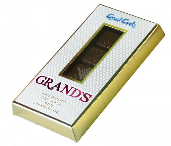 Շոկոլադե սալիկ «Գրանդս» Grand Candy