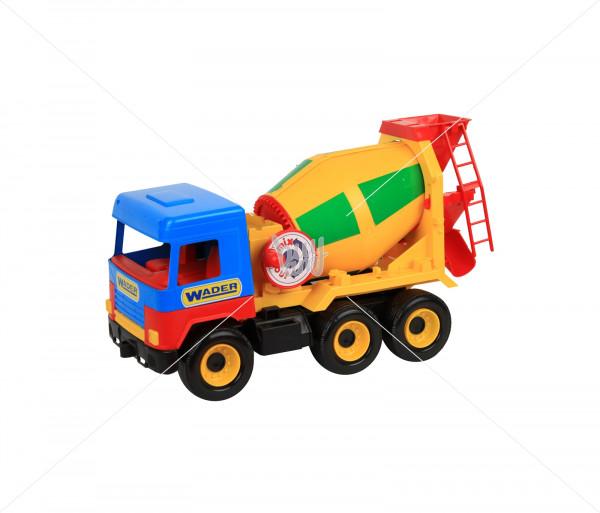 Խաղալիք բետոնախառնիչ Wader
