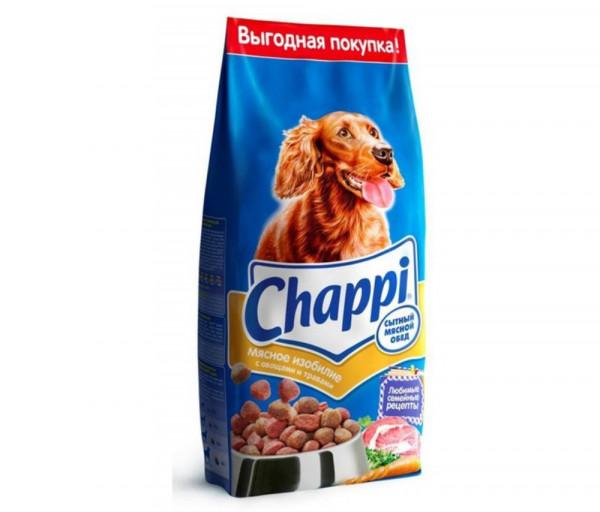 Chappi Dog Food Meat Profusion 15kg