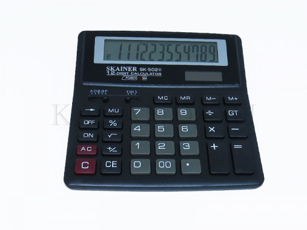 Հաշվիչ սեղանի Skainer SK 502II