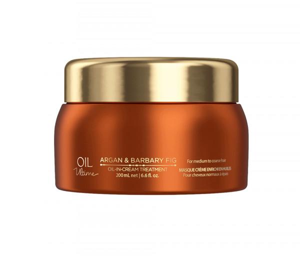 Բուժում նորմալ և չոր մազերի համար Oil Ultime Schwarzkopf 200մլ