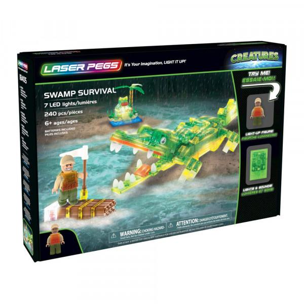 Կառուցողական խաղալիք Laser Pegs