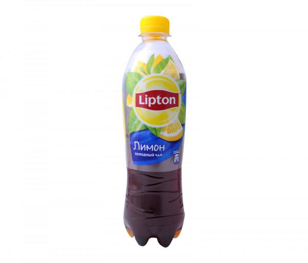 Լիպտոն Սառը Թեյ Կիտրոն 0.5լ