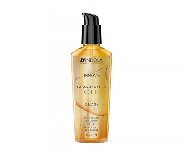 Oil golden shine Glamorous Oil Innova Indola 75ml